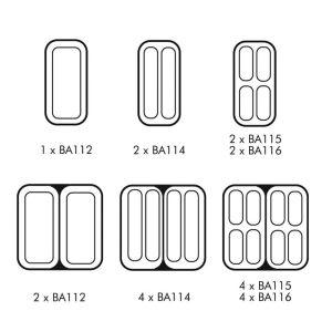 Lincat BA116 Pasta Baskets L/H-0
