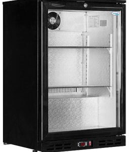 Interlevin PD10H Hinged Single Door Back Bar Bottle Cooler