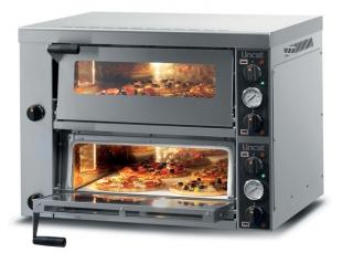 Lincat PO430-2 Twin Deck Premium Range Pizza Oven-0