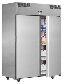 Interlevin AF14TN Italia Range Double Door Upright Gastronorm Refrigerator