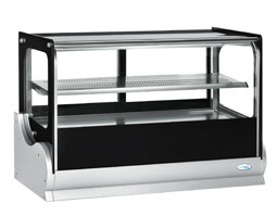 Interlevin A540V Flat Glass Counter Top Display