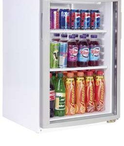 Tefcold BC85 Glass Door Merchandiser