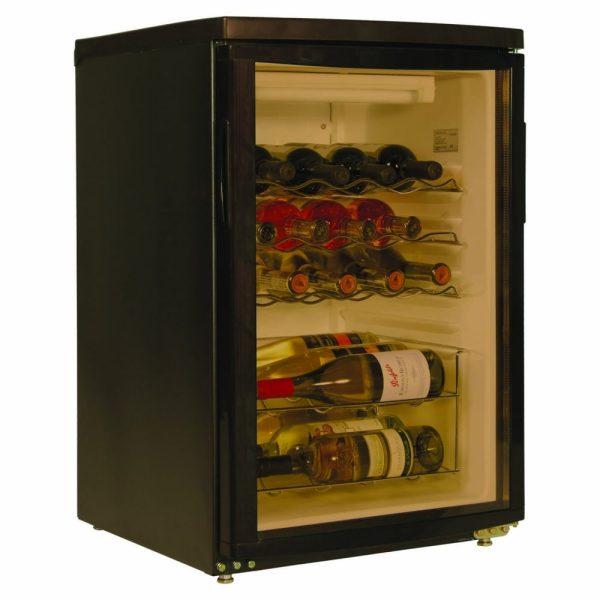 Tefcold SC85 Wine Glass Door Merchandiser (92 Ltr)-0