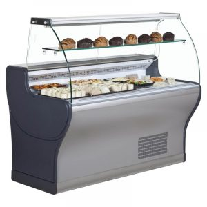 Trimco Flash 245 Slimline Serve Over Counter