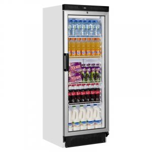Tefcold FS1280B Glass Door Merchandiser