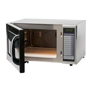 Sharp R21AT Medium Duty Commercial Microwave (1000W)