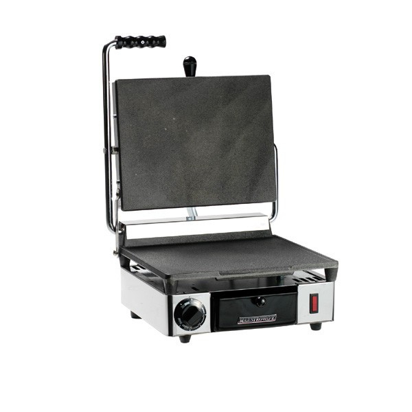 Maestrowave MEMT16002XNS Single Flat Panini/Contact Grill
