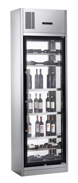 Interlevin WL5-122S Italia Range Premium Wine Cooler