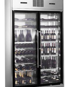 Interlevin WL5-222S Italia Range Premium Wine Cooler
