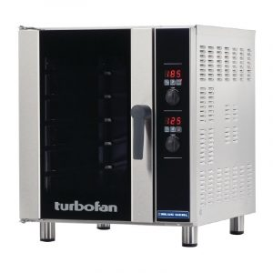Blue Seal E33D5 Digital Electric Convection Oven