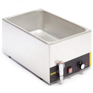 Buffalo L310 Bain Marie with Tap (Pans not included)