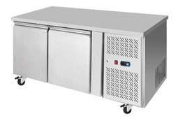 Interlevin PH20F 2 Door Gastronorm Counter Freezer