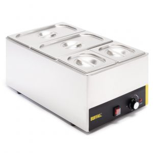 Buffalo S007 Bain Marie with Pans