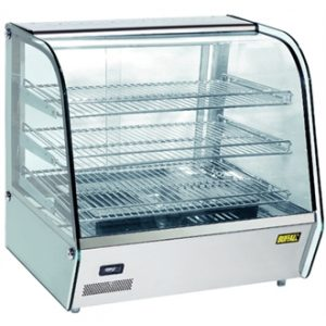 Buffalo CD231 Heated Display Merchandiser (120 Litre)