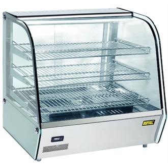 Buffalo CD231 Heated Display Merchandiser (120 Litre)