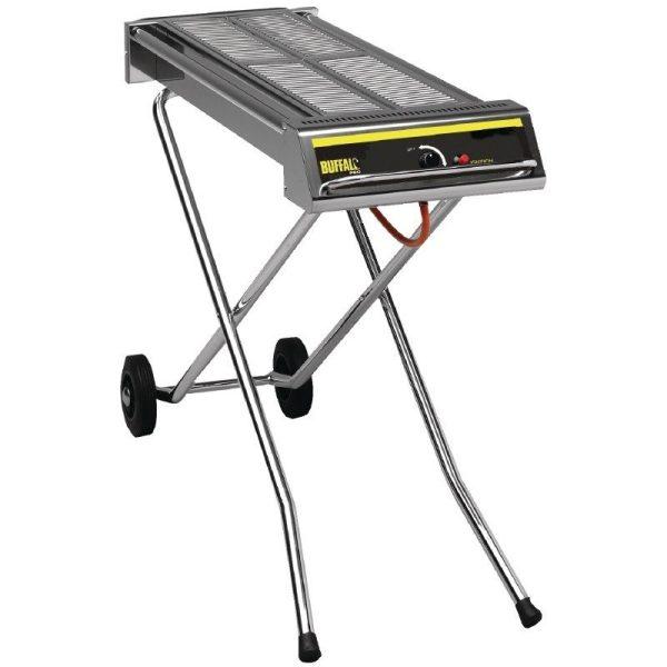 Buffalo P111 Folding Gas Barbecue (Propane)