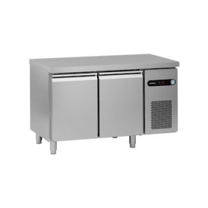 Gram Snowflake SCR-130CH 2 Door Counter Fridge