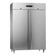 Gram Snowflake SUR-135BH Double Door Fridge