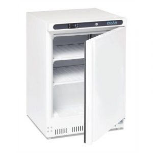 Polar CD611 White Undercounter Freezer
