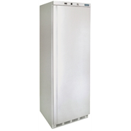 Polar CD612 White Upright Fridge
