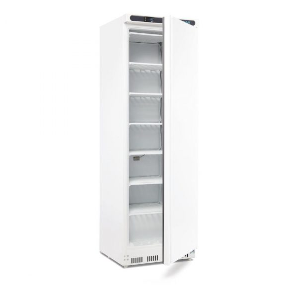 Polar CD613 White Upright Freezer