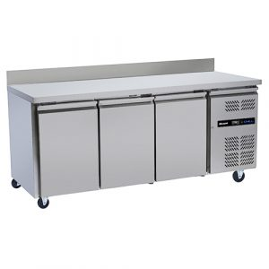 Blizzard HBC3 3 Door Gastronorm Counter Fridge