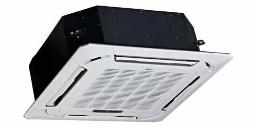 Easyfit Toshiba Powered KFR120-QIW/X1CM Air Conditioning System
