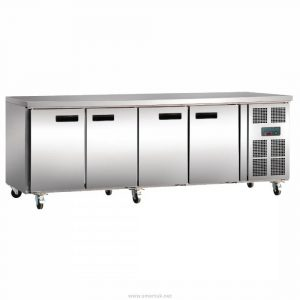 Polar G598 4 Door Gastronorm Counter Fridge
