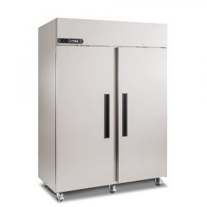 Foster XR1300L Double Door Freezer