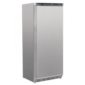 Polar CD085 Stainless Steel Upright Freezer