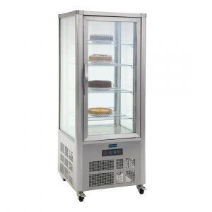 Polar GD881 Patisserie Display Cabinet