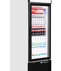 Interlevin LGC2500 Glass Single Door Display Chiller