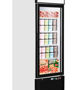 Interlevin LGF2500 Glass Single Door Display Freezer