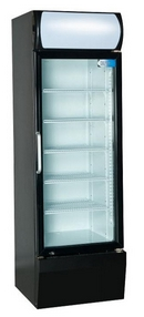 Sterling Pro SP375GL Glass Door Fridge-0