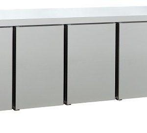Sterling Pro SPN-7-225-40-SPCIR 4 Door Counter Freezer