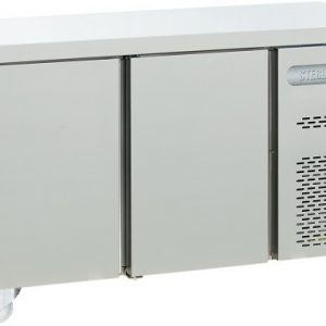 Sterling Pro SPP-7-135-20-SPCIR 2 Door Counter Fridge