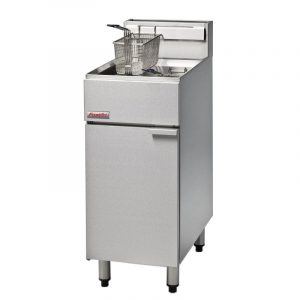 Blue Seal FastFri FF18 Gas Single Tank Fryer