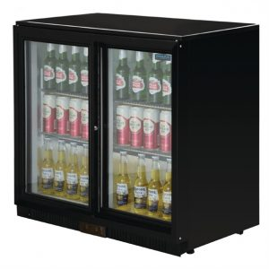 Polar GL003 Double Door Bottle Cooler