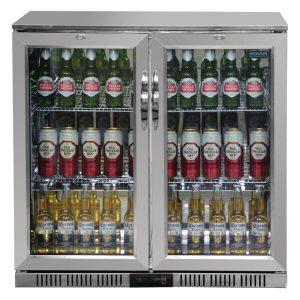 Polar GL008 Double Door Bottle Cooler