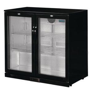 Polar GL002 Double Door Bottle Cooler - Empty