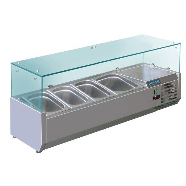 Polar GD875 Preperation Counter Top