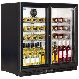 Interlevin EC20S Double Door Bottle Cooler