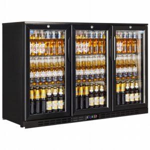 Interlevin EC30H Triple Door Bottle Cooler