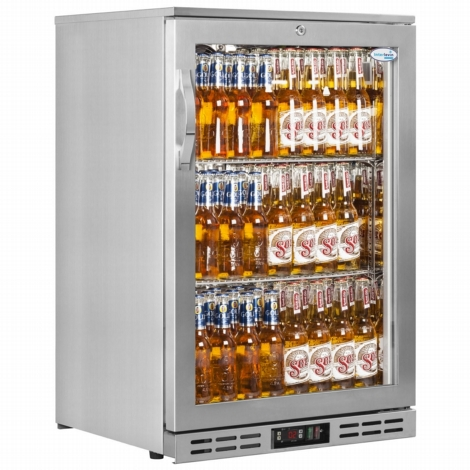 Interlevin PD10HSS Single Door Bottle Cooler