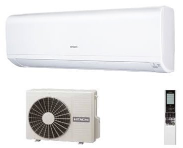 Hitachi RAK-35RPB Air Conditioning System