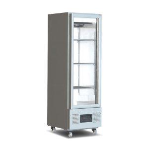 Foster FSL400G Slimline Glass Door Refrigerator