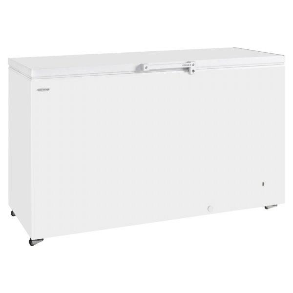 Tefcold GM500 Chest Freezer - White
