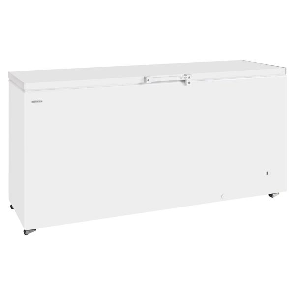 Tefcold GM600 Chest Freezer - White