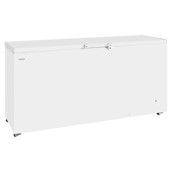 Tefcold GM600 Chest Freezer - White