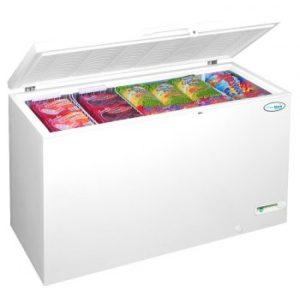 Interlevin LHF460 Chest Freezer - White